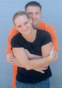 Drayton Witt and his wife.Courtesy Arizona Justice Project