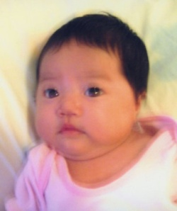 Annie Li in 2007, courtesy the Li family