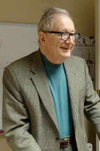 Dr. Norman Guthkelch, October 2012